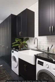 Fascinating Laundry Room Cabinets Ideas For Laundry Room Makeover 11