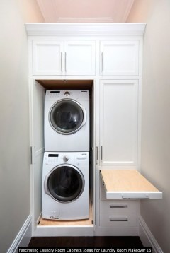Fascinating Laundry Room Cabinets Ideas For Laundry Room Makeover 16