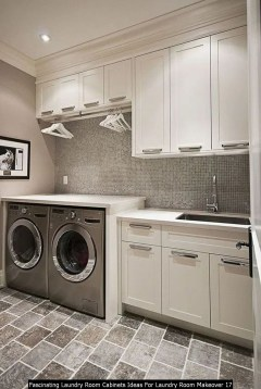 Fascinating Laundry Room Cabinets Ideas For Laundry Room Makeover 17