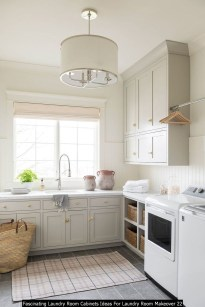 Fascinating Laundry Room Cabinets Ideas For Laundry Room Makeover 22