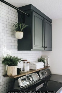 Fascinating Laundry Room Cabinets Ideas For Laundry Room Makeover 23