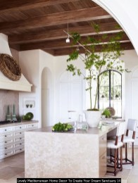 Lovely Mediterranean Home Decor To Create Your Dream Sanctuary 14