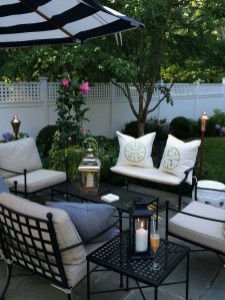 Magnificent Summer Furniture Ideas For Your Outdoor Decor 05