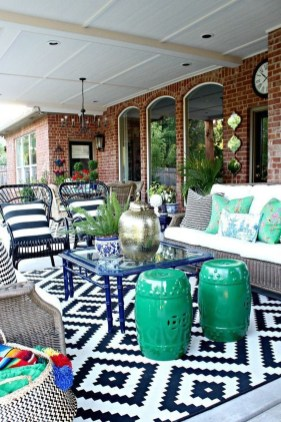 Magnificent Summer Furniture Ideas For Your Outdoor Decor 06