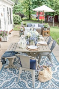 Magnificent Summer Furniture Ideas For Your Outdoor Decor 13