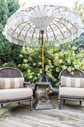 Magnificent Summer Furniture Ideas For Your Outdoor Decor 33