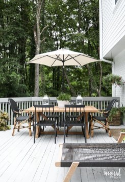 Magnificent Summer Furniture Ideas For Your Outdoor Decor 41