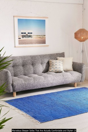 Marvelous Sleeper Sofas That Are Actually Comfortable And Stylish 13