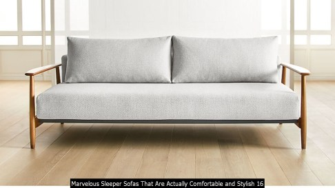 Marvelous Sleeper Sofas That Are Actually Comfortable And Stylish 16