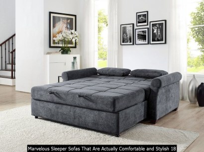 Marvelous Sleeper Sofas That Are Actually Comfortable And Stylish 18