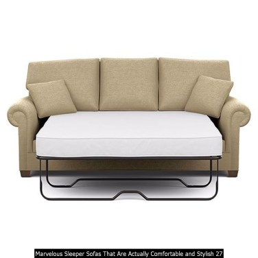 Marvelous Sleeper Sofas That Are Actually Comfortable And Stylish 27