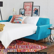 Marvelous Sleeper Sofas That Are Actually Comfortable And Stylish 37