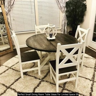 Perfect Small Dining Room Table Ideas For Limited Space 09