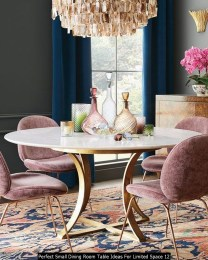 Perfect Small Dining Room Table Ideas For Limited Space 12