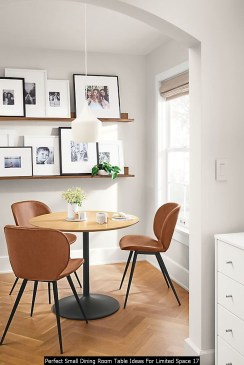 Perfect Small Dining Room Table Ideas For Limited Space 17