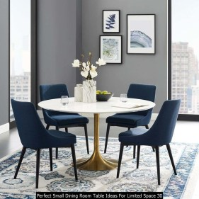 Perfect Small Dining Room Table Ideas For Limited Space 30