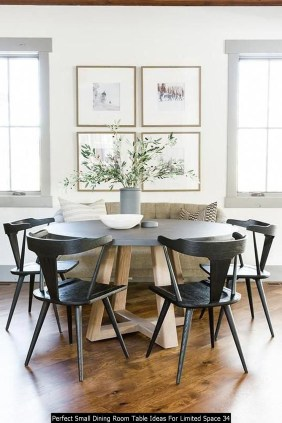 Perfect Small Dining Room Table Ideas For Limited Space 34