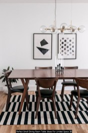 Perfect Small Dining Room Table Ideas For Limited Space 38