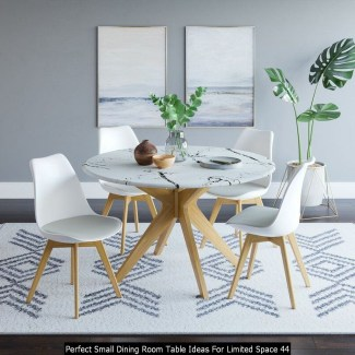 Perfect Small Dining Room Table Ideas For Limited Space 44