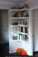 Popular Open Shelving Bookshelves Ideas To Decorate Your Room 06
