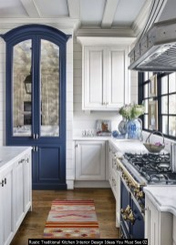 Rustic Traditional Kitchen Interior Design Ideas You Must See 02