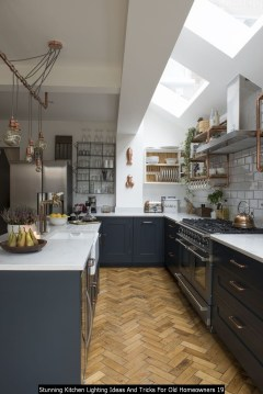 Stunning Kitchen Lighting Ideas And Tricks For Old Homeowners 19