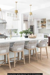 Stunning Kitchen Lighting Ideas And Tricks For Old Homeowners 23