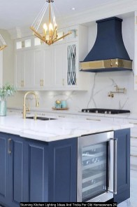 Stunning Kitchen Lighting Ideas And Tricks For Old Homeowners 24