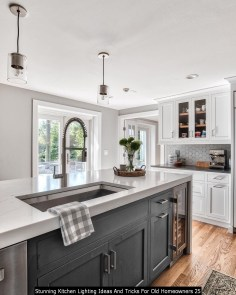 Stunning Kitchen Lighting Ideas And Tricks For Old Homeowners 25