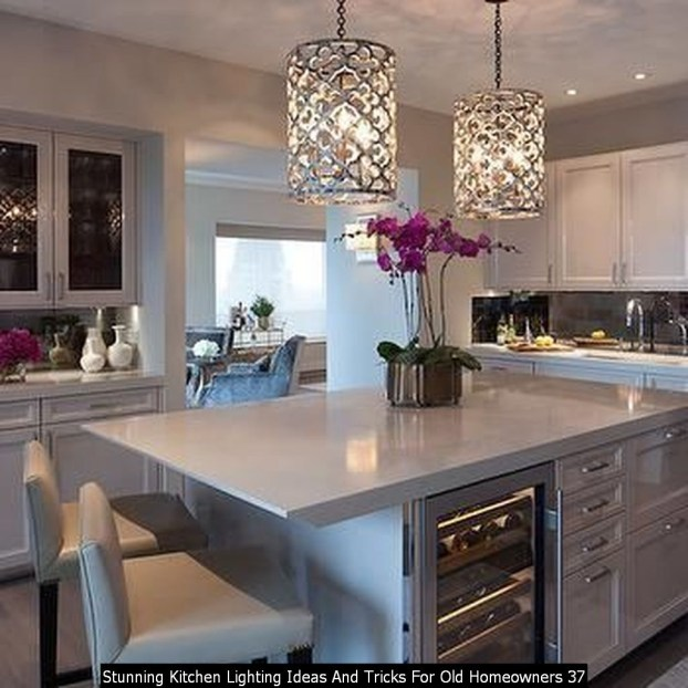 Stunning Kitchen Lighting Ideas And Tricks For Old Homeowners 37