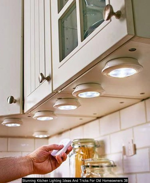 Stunning Kitchen Lighting Ideas And Tricks For Old Homeowners 38