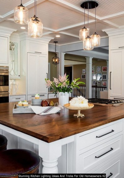 Stunning Kitchen Lighting Ideas And Tricks For Old Homeowners 42
