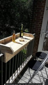 Trendy Minimalist Balcony Ideas That Leave Nothing Else To Be Desired 28