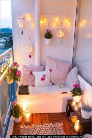 Trendy Minimalist Balcony Ideas That Leave Nothing Else To Be Desired 30