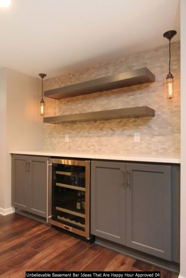 Unbelievable Basement Bar Ideas That Are Happy Hour Approved 04