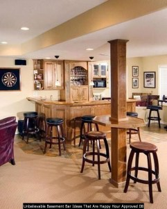 Unbelievable Basement Bar Ideas That Are Happy Hour Approved 08