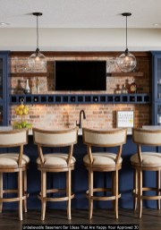 Unbelievable Basement Bar Ideas That Are Happy Hour Approved 30