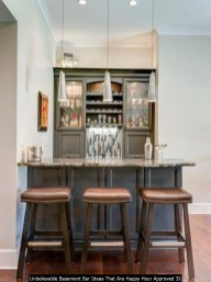 Unbelievable Basement Bar Ideas That Are Happy Hour Approved 32
