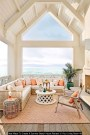 Best Ways To Create A Summer Beach House Retreat In Your Living Room 49