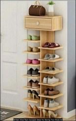 Brilliant Shoe Rack Concepts Ideas For Storing Your Shoes 02