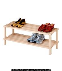 Brilliant Shoe Rack Concepts Ideas For Storing Your Shoes 04