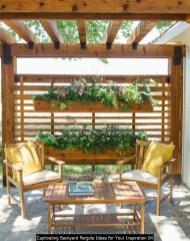 Captivating Backyard Pergola Ideas For Your Inspiration 04