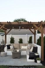 Captivating Backyard Pergola Ideas For Your Inspiration 19