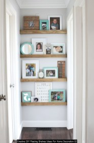 Creative DIY Floating Shelves Ideas For Home Decoration 02