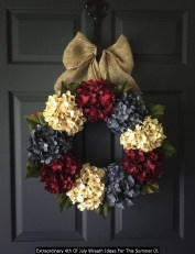 Extraordinary 4th Of July Wreath Ideas For This Summer 01