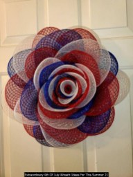 Extraordinary 4th Of July Wreath Ideas For This Summer 21