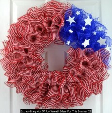 Extraordinary 4th Of July Wreath Ideas For This Summer 28