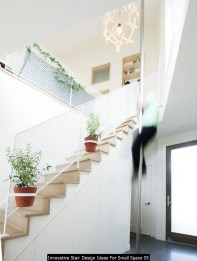 Innovative Stair Design Ideas For Small Space 05