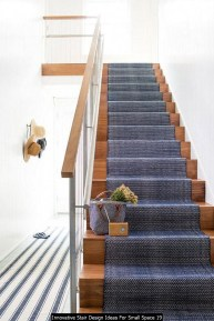 Innovative Stair Design Ideas For Small Space 19