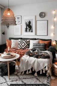 Stunning Small Apartment Decorating Ideas For Inspiration 03